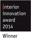 interior innovation award 2014 pour le poele Grappus