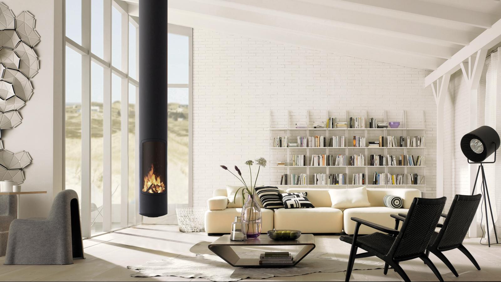 Salon Du Poele A Granule focus - cheminées design, poeles & barbecues contemporains