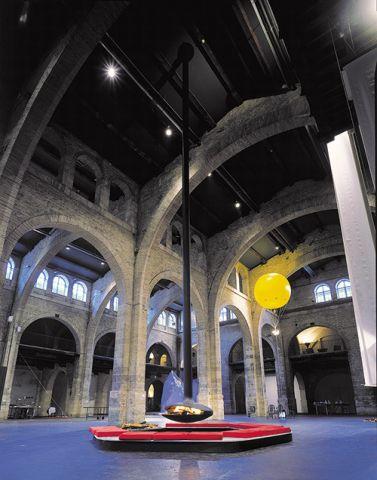 Musée d'Art Contemporain (Bordeaux 1996)