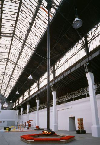 Gyrofocus au Musée d'art contemporain de Grenoble