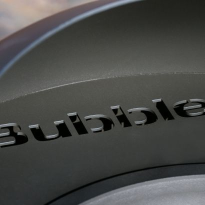 brasero en acier focus creation bubble