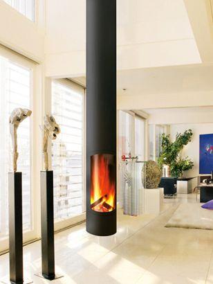 cheminee centrale bbc. Black Bedroom Furniture Sets. Home Design Ideas